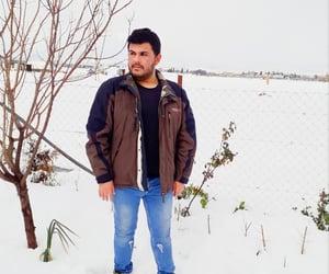 snow, nasrallah harmoush, and winter image