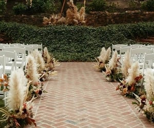 ceremony, wedding, and Dream image