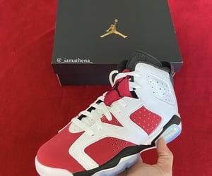 air jordan, nike, and sneakers image