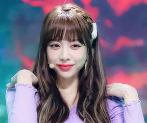 cute girl, idol, and kpop image