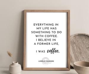 coffee addict, movie quotes, and lorelai gilmore image