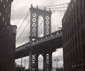 america, nyc, and old time image