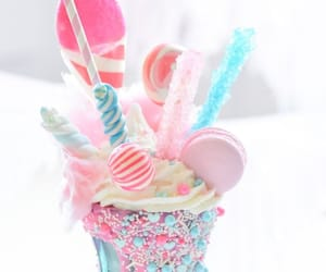 fast food, ice cream, and food image