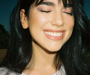 dua lipa, make up, and singer image