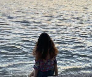 agua, lago, and me image