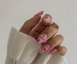collection, nails, and style image