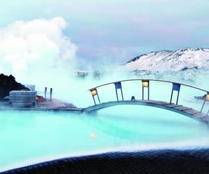 mineral, iceland, and geothermal image
