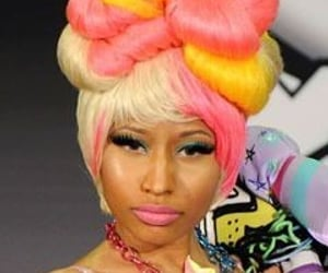celebrities, nickiminaj, and entertainment image
