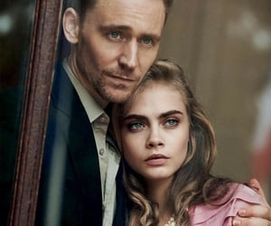cara delevingne, couple, and famosos image