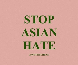 stop asian hate image
