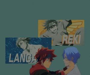 anime, reki, and anime wallpaper image