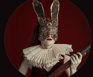 bunny, cosplay, and rabbit image