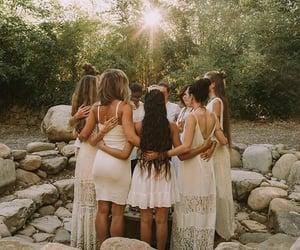 sisterhood, bond, and magick image