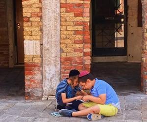 child, venezia, and children image