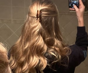 style, beauty, and blonde image