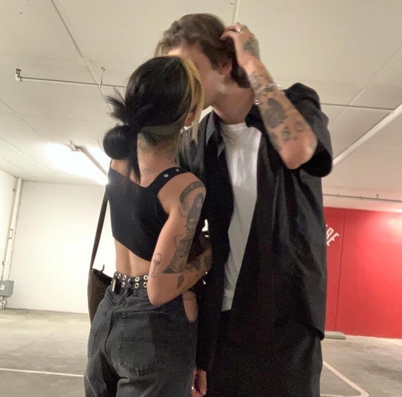 kiss, tattoo, and cute image