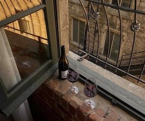 wine, architecture, and city image