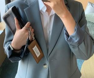 blazer, fashion, and formal image