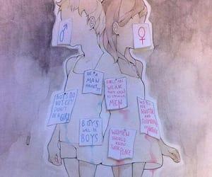 illustration, sigma, and anime girl and boy image