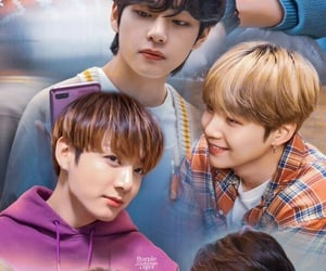 aesthetic, boys, and jin image