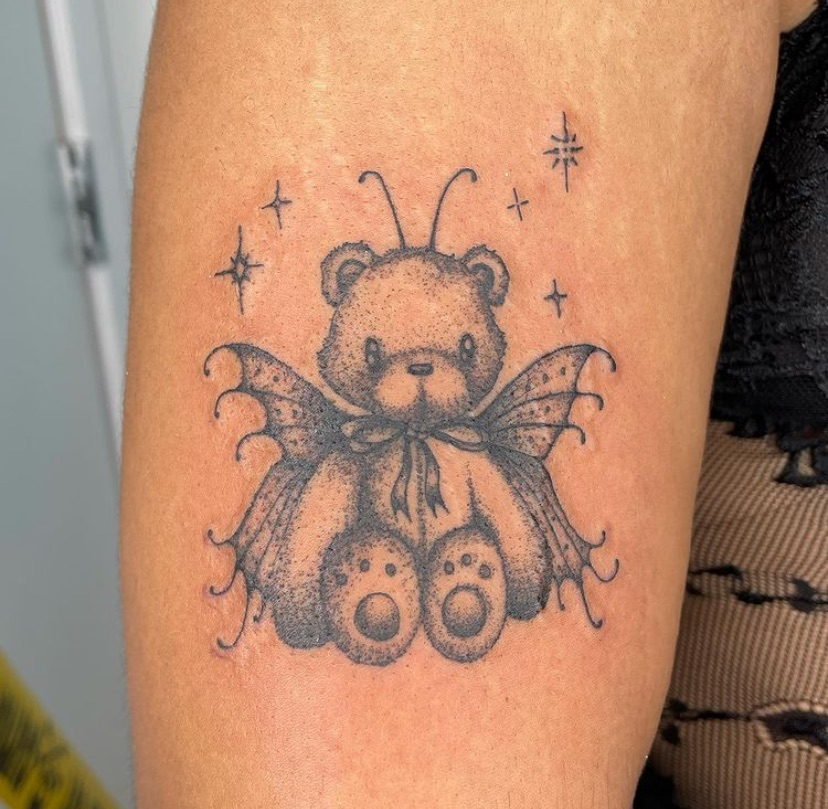 art, cute, and ink image