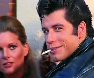 50s, grease, and greasw image