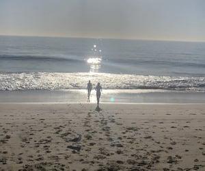 beach, life, and moodboard image