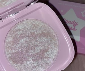beauty, girly, and highlighter image