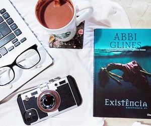 books, book, and existência image