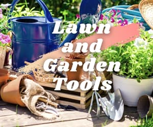 lawn and garden tools image