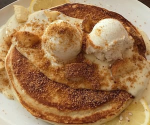 breakfast, food, and sweet image