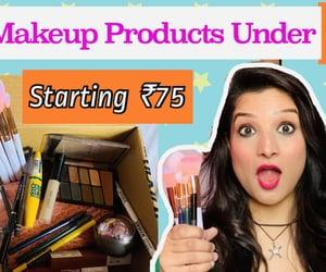 makeup tutorial, makeup kit, and beginner kit image