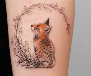 animals, tatuaggi, and tattoo image