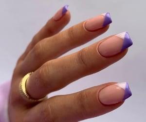 fashion, fashionable, and nails art image