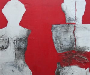 contemporary art, chilean painter, and culture image