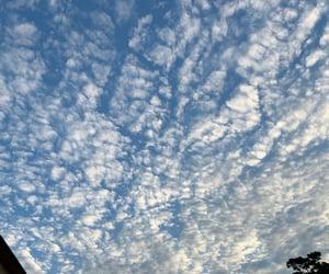blue, nuage, and cloud image
