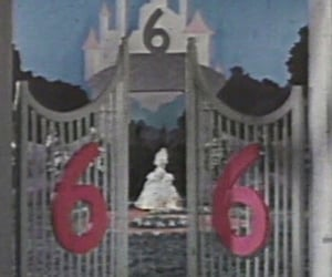 666, theme, and grunge image