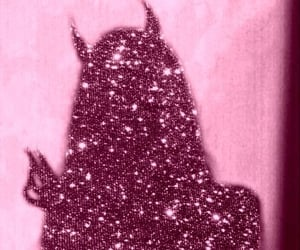 wallpaper, glitter, and aesthetic image
