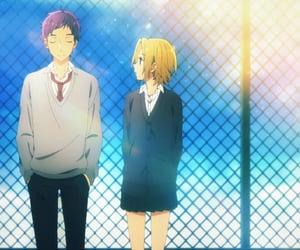 anime, romance, and slice of life image