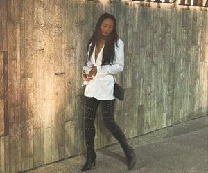 arizona, black hair, and fashion image