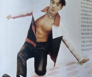 magazine, hot boys, and kpop image