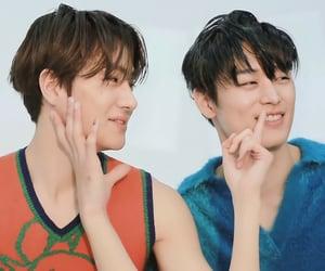 kpop, hyunjae, and the boyz image