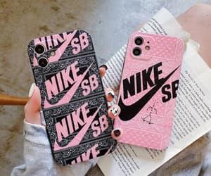 iphone, travis scott, and nike image