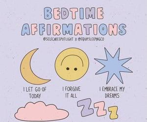 bedtime and sleep image