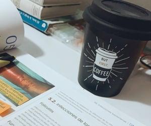 cafe, Estudio, and medicine image