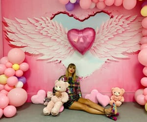 13, Taylor Swift, and lover era image