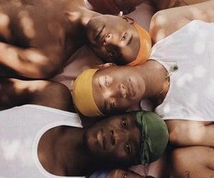 aesthetics, black, and boys image