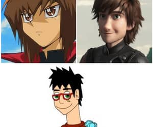 hiccup, jaden, and jeffery image