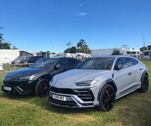 cars, Lamborghini, and luxury cars image