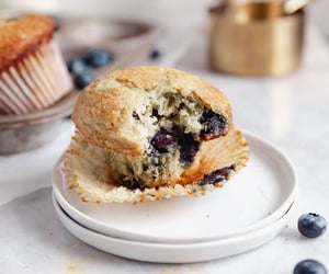 banana, blueberry, and delicious image